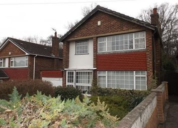 Thumbnail 3 bed detached house to rent in Brownlow Drive, Nottingham