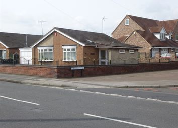 Thumbnail 2 bed detached bungalow for sale in Adwick Road, Mexborough