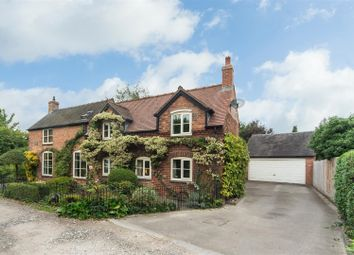 Thumbnail 4 bed cottage for sale in Egginton Road, Etwall, Derby
