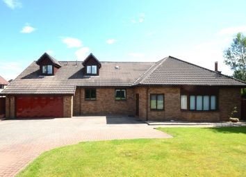 Thumbnail 6 bed detached house for sale in Stirling Road, Larbert