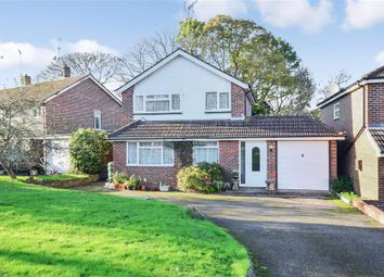 Thumbnail 3 bed detached house for sale in Abbotsleigh, Southwater, Horsham, West Sussex