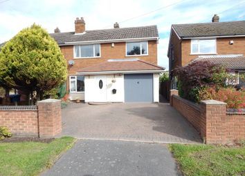 Thumbnail 3 bed semi-detached house to rent in Cannock Road, Chase Terrace, Burntwood
