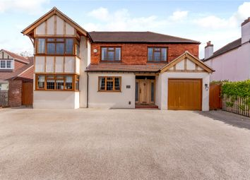 6 bed detached house for sale in Gatesden Road, Fetcham, Leatherhead, Surrey KT22