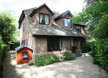 Thumbnail 4 bed detached house to rent in Woodham Road, Woking, Surrey