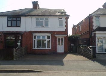 Thumbnail 3 bed semi-detached house for sale in Richmond Drive, Glen Parva, Leicester, Leicestershire