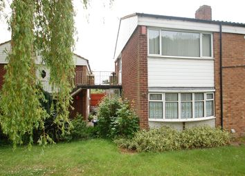 Thumbnail 2 bedroom maisonette for sale in Farhill Close, West Bromwich