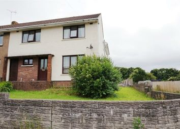 Thumbnail 4 bedroom semi-detached house for sale in 14 Simpsons Way, Pyle, Bridgend