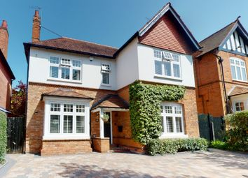 Thumbnail 4 bed detached house for sale in Kineton Green Road, Solihull