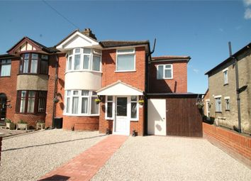 Thumbnail 5 bedroom semi-detached house for sale in Mersey Road, Ipswich