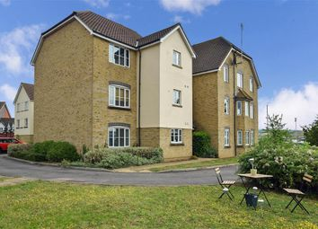 Thumbnail 2 bedroom flat for sale in Mercer Close, Larkfield, Kent