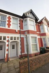 Thumbnail 6 bed terraced house to rent in Harrow Road, Maindee, Newport