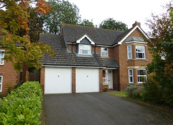 Thumbnail 4 bed property for sale in Suthern Close, Oakham