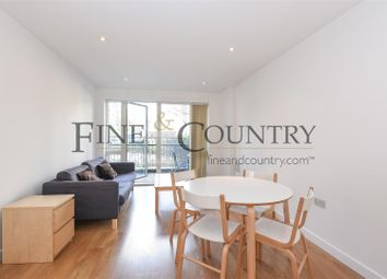 Thumbnail 1 bed flat for sale in Voysey Square, London