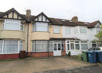 Thumbnail 4 bed terraced house for sale in Glenalmond Road, Harrow, Middlesex