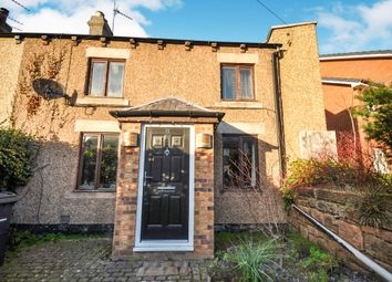 Thumbnail 3 bed end terrace house for sale in Milner Road, Heswall, Wirral