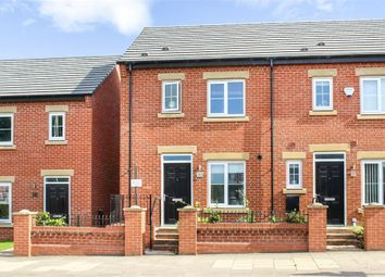 Thumbnail 3 bed semi-detached house for sale in Plank Lane, Leigh, Lancashire