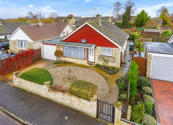 Thumbnail 3 bed detached bungalow for sale in Westlands Avenue, Weston On The Green