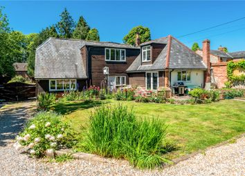 Thumbnail 4 bed detached house for sale in The Dene, Hurstbourne Tarrant, Andover, Hampshire