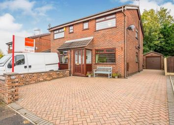 Thumbnail 2 bed semi-detached house for sale in The Crossings, Newton Le Willows, Merseyside, .