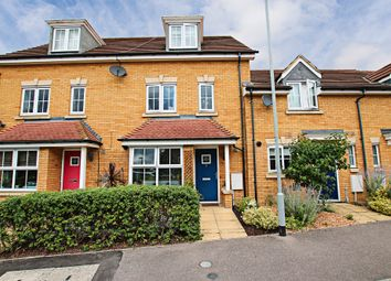 Thumbnail 3 bed town house for sale in Gadwall Way, Soham