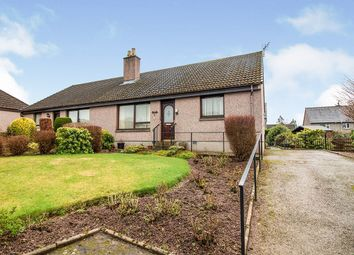 Thumbnail 2 bed bungalow for sale in Mearns Drive, Laurencekirk, Aberdeenshire
