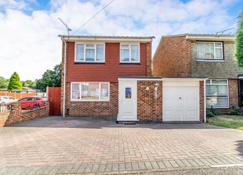 Thumbnail 3 bedroom detached house for sale in Nares Road, Rainham, Kent