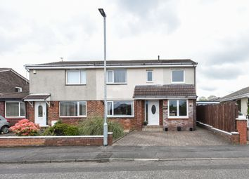 Thumbnail 4 bed semi-detached house for sale in Grange Avenue, Ayr