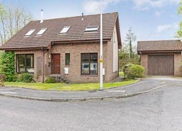 Thumbnail 4 bed detached house for sale in Simpson Court, Tillicoultry, Clackmannanshire