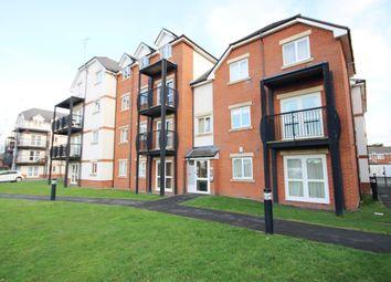2 bed flat for sale in Gladstone Street, Warrington WA2