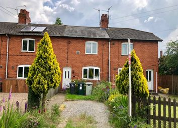 Thumbnail 3 bed terraced house for sale in Station Road, Tumby Woodside, Boston