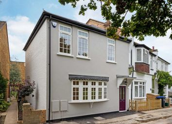 Thumbnail 3 bed semi-detached house for sale in Weston Green, Thames Ditton