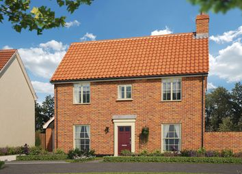 Thumbnail 4 bed detached house for sale in Station Road, Framlingham, Suffolk
