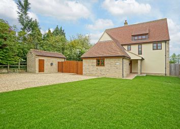 Thumbnail 5 bedroom detached house for sale in High Street, Yelling, St. Neots