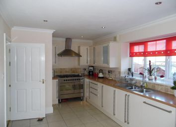 Thumbnail 5 bed detached house to rent in Clos Cribyn, Beacon Heights, Merthyr Tydfil