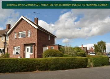 Thumbnail 2 bed end terrace house for sale in Larch Grove, Braunstone Town, Leicestershire