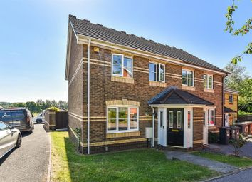 Thumbnail 3 bed property for sale in The Ramparts, Andover