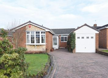 Thumbnail 3 bed detached bungalow for sale in Jevons Road, Sutton Coldfield