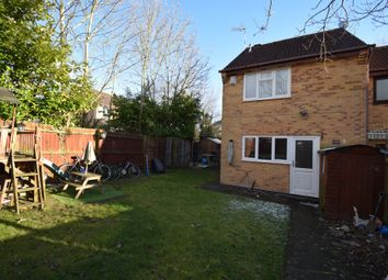 Thumbnail 3 bed semi-detached house for sale in Ellwood Close, Evington, Leicester
