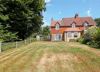 Thumbnail 4 bed semi-detached house for sale in High Hoe Cottages, Hoe Lane, Peaslake, Guildford