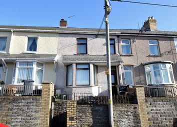 Thumbnail 3 bed terraced house for sale in Brynithel, Abertillery