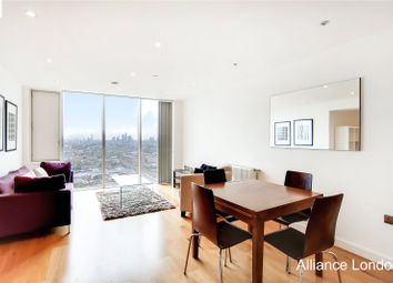 Thumbnail 2 bed flat to rent in Halo, 158 High Street, London