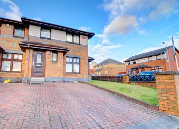 Thumbnail 3 bed end terrace house for sale in Scavaig Crescent, Drumchapel, Glasgow