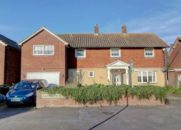 Thumbnail 5 bed detached house for sale in Codrington Crescent, Gravesend