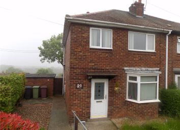 Thumbnail 3 bed semi-detached house for sale in Franklin Crescent, Whitwell, Nottinghamshire