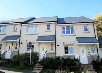 Thumbnail 3 bed terraced house to rent in Trelowen Drive, Penryn