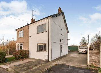 Thumbnail 2 bed semi-detached house for sale in Wincham Lane, Northwich, Cheshire