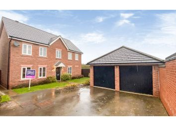 Thumbnail 4 bed detached house for sale in Chesterton Way, Wychwood Village, Weston