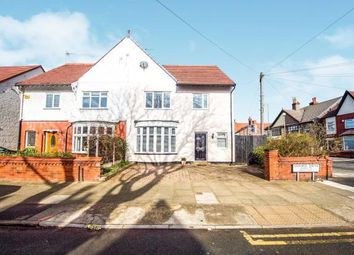 Thumbnail 5 bed semi-detached house for sale in Oxford Drive, Waterloo, Liverpool, Merseyside