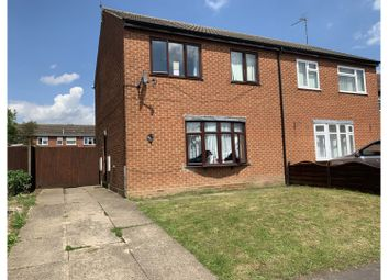3 bed semi-detached house for sale in Medlock Crescent, Spalding PE11