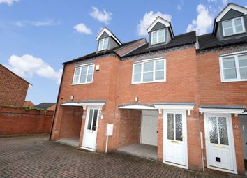 Thumbnail 1 bed terraced house for sale in Swans Rest, Newhall, Swadlincote